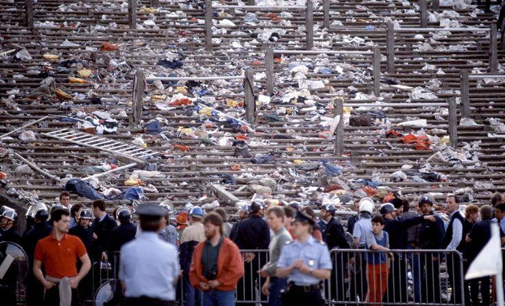 heysel stadium disaster - Google Search