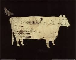 cow silhouette - Google Search