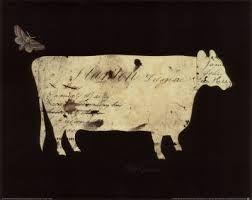 cow silhouette - Google Search