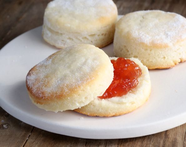 Gluten Free Angel Biscuits - Gluten-Free on a Shoestring