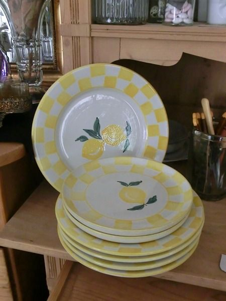 Lemon Lime Kitchen Ideas