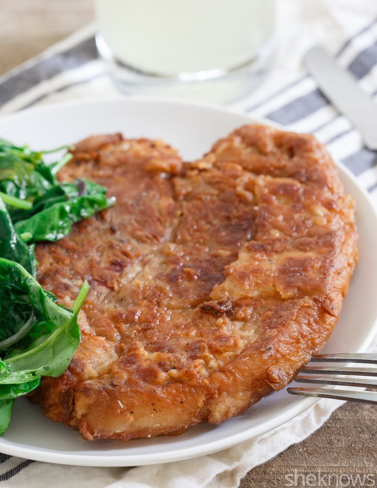 Asian fried pork chop dinner turns 'the other white meat' into a gourmet event