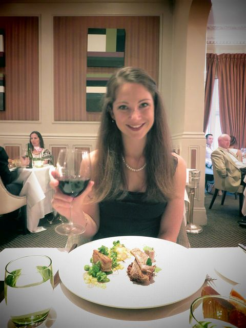 Dining at Alexander House Hotel | by http://qosy.co