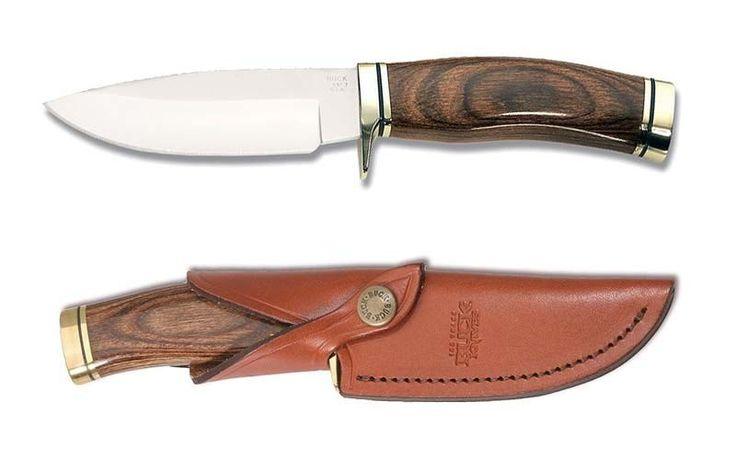 Buck Hunting Knife