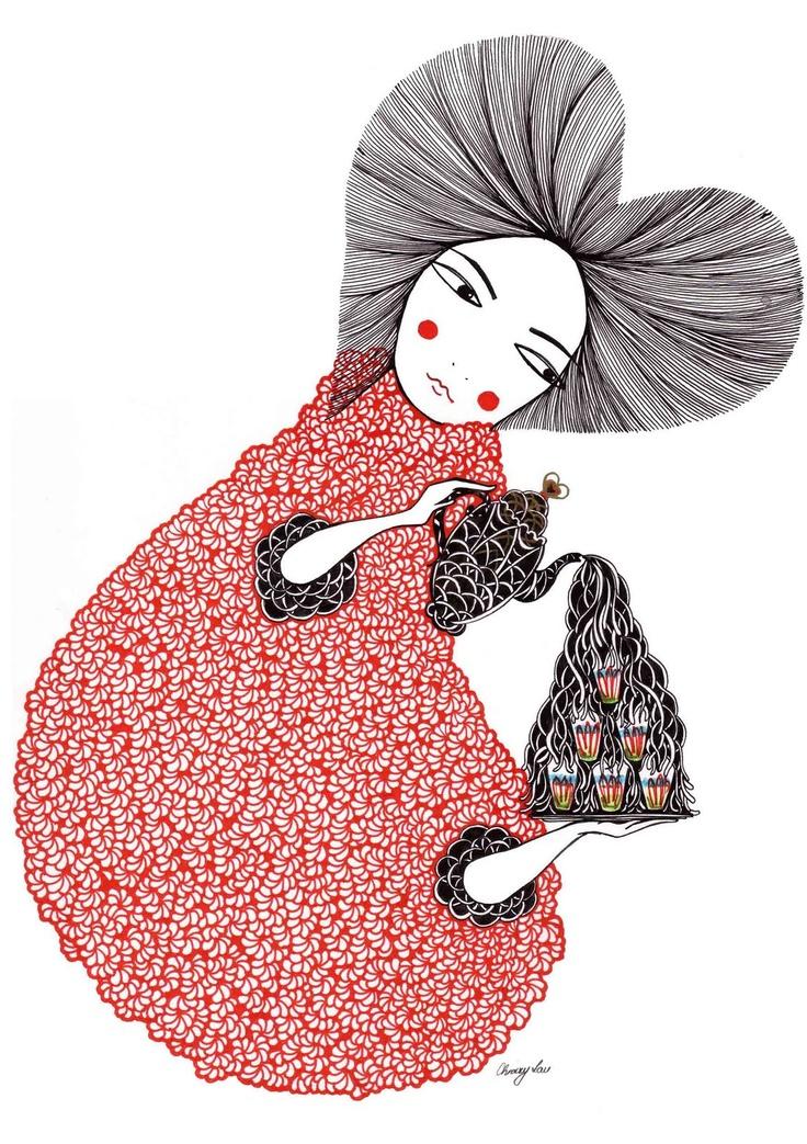 Chrissy Lau Art