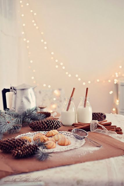 Healthy Christmas Morning Cookies | Winter