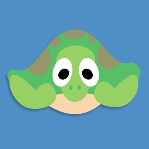 turtle mask template printable - Google pretraživanje