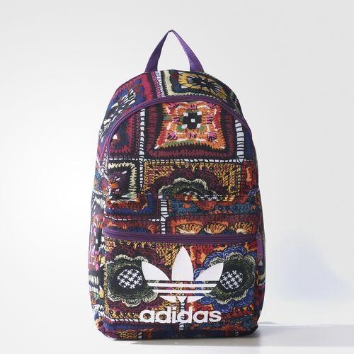 adidas - Mochila Crochita Classic Farm