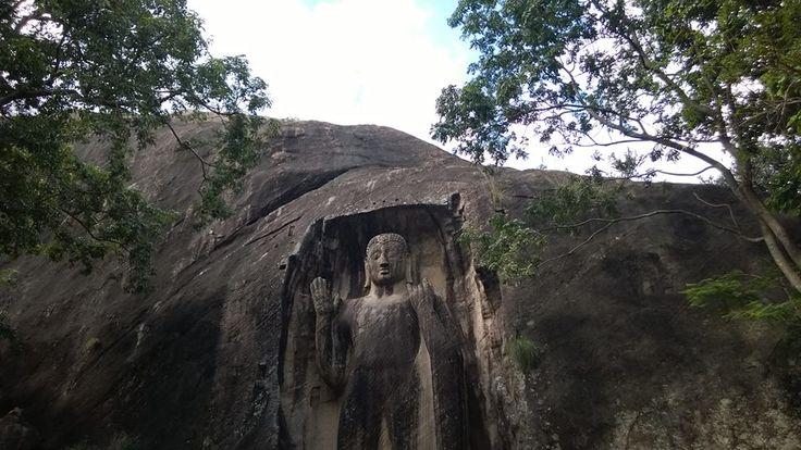 Ras Vehera Buddhist Statue