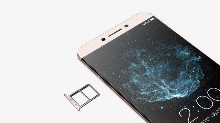 LETV LEECO LE MAX 2 X820 5.7-INCH 2K 21MP 4GB 32GB S820 FULL NETCOM 4G SMARTPHONE $399.99 USD