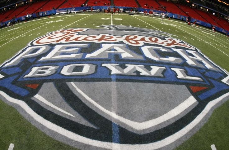 Chick-fil-A Peach Bowl 2016: Alabama vs Washington
