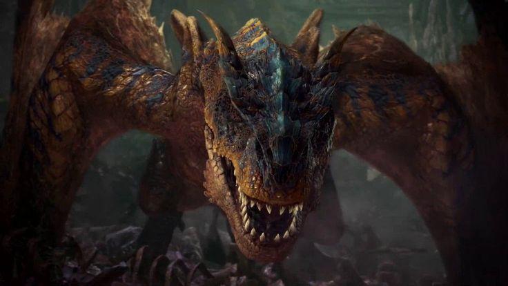 Monster Hunter World: Iceborne – Story Trailer
