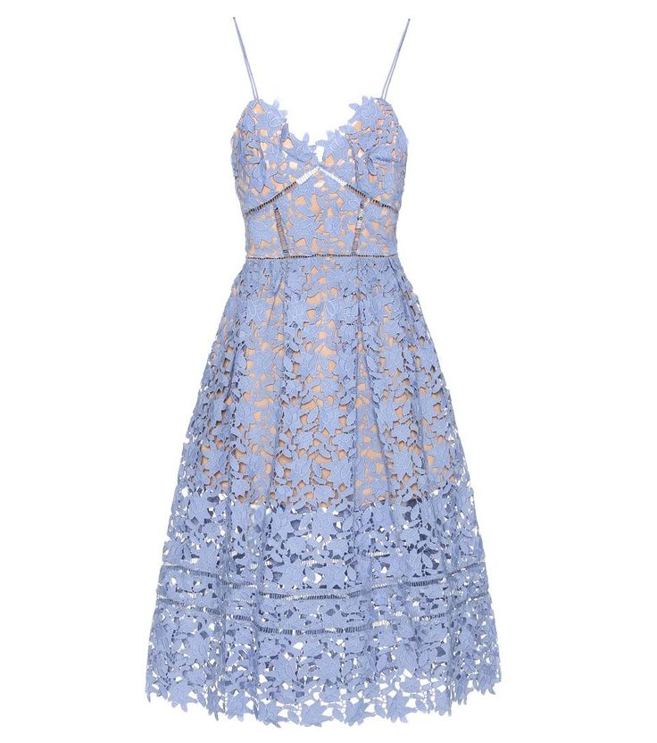 Azaelea light blue lace dress prom dress