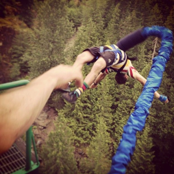 Back Layout #whistlerbungee #projectadventure