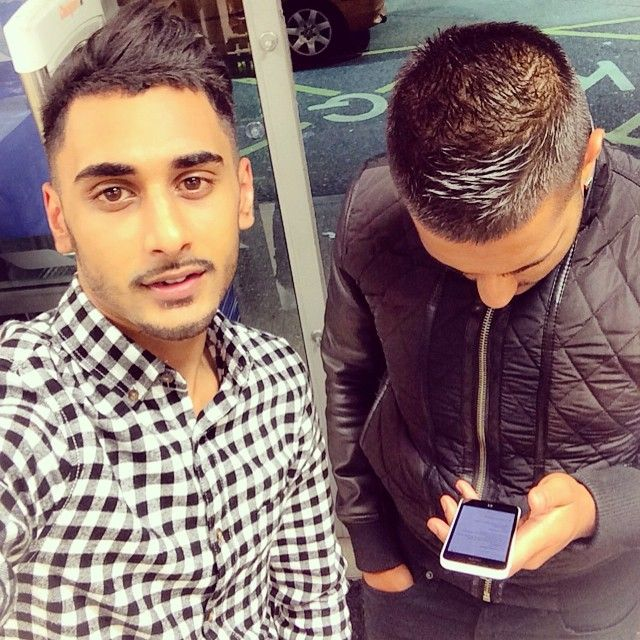 Always On His Bloody Phone  @sh0_khan