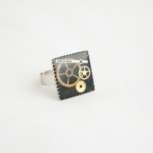 179 prsten steampunk