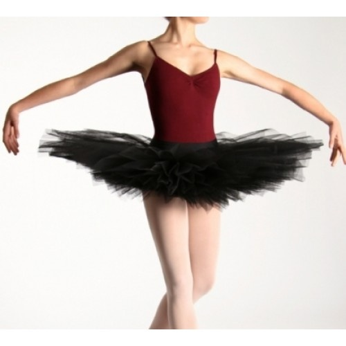 Bloch Belle Tutu Ballet Skirt   Ladies' rehearsal tutu skirt.   Fabric: Main - Nylon firm tulle  Contrast - Nylon / Spandex   Colors: Black, White  Price: 43.70€