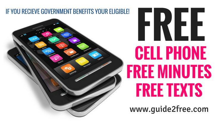f you receive government benefits like Medicaid, Food Stamps, or Welfare you may be eligible forFREE cellular service, a FREE cell phone, and FREE Minutes every month! There are no contracts, no recurring fees and no monthly charges. Check out the companies below and see if you qualify