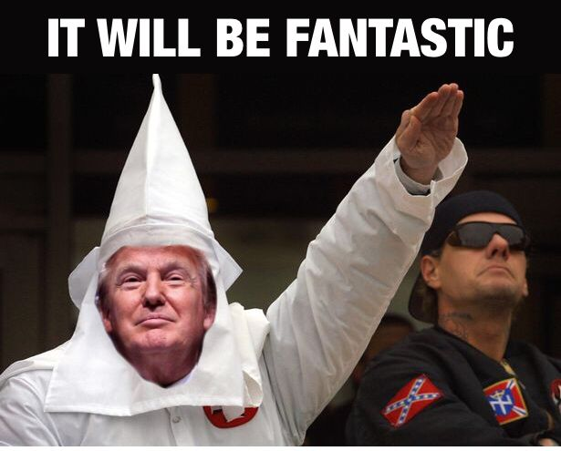 I thought it would have been impossible to find someone who so typifies the Republican Party yet in true fashion the cream has floated to the top. Well something has floated to the top.
