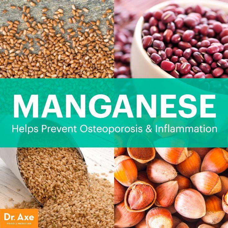 Manganese Benefits http://www.draxe.com #health #holistic #natural