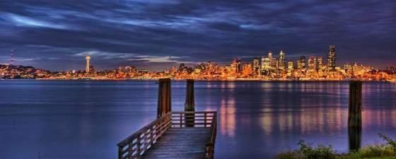 Beautiful Seattle Photos