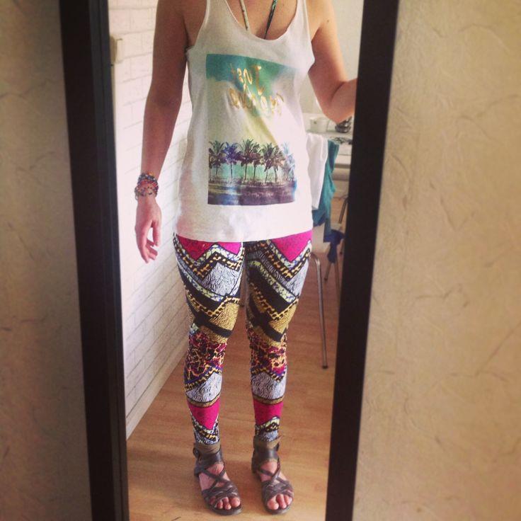 Love my new yoga pants <3