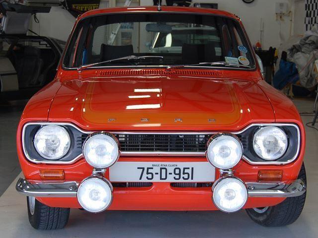 1970 Ford Escort RS2000 Mk1