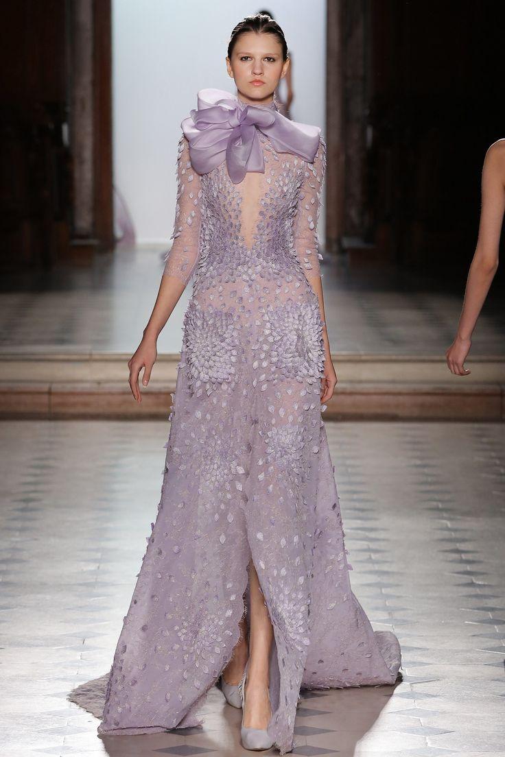 Tony Ward Couture I Spring Summer 2018 I Style 32