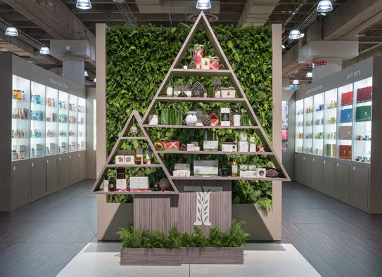 「organic trade show booth」の画像検索結果 find this pin and more on exhibit design