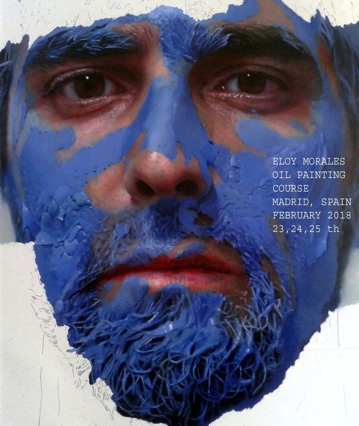 pagina web del pintor eloy morales
