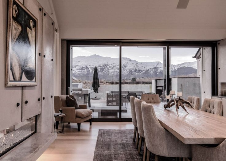 Lower Shotover House » Archipro