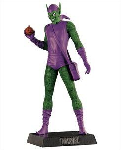 Marvel Figurines - Edição 08 - Duende Verde | Loja Eaglemoss - Coleções