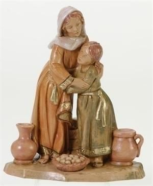 Fontanini Figure - Darah and Grace