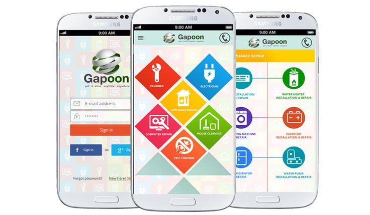 Download New Gapoon App