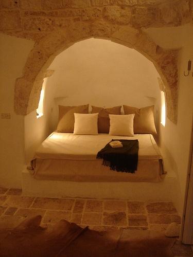 Bed Trullo