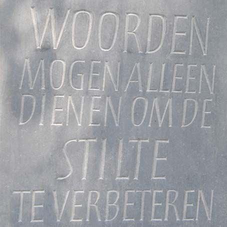 An Vanhentenrijk | Kalligrafie | Bonheiden