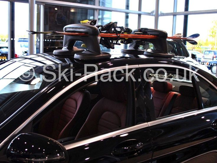 Mercedes B Class Ski Rack – No roof bars required £134.95