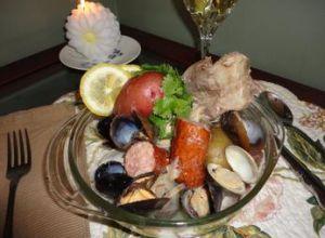 El curanto en olla o Pulmay, una explosion de sabores