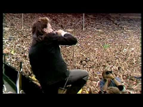 """I wasn't a big fan of U2 until about 2004 when I received the """"Live Aid"""" DVD set for Christmas.  After seeing this performance, I became an instant fan, and """"Bad"""" became one of my all-time favorite songs."""