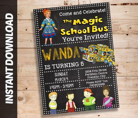8 Best The Magic School Bus Images On Pinterest