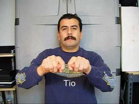 Cómo iniciar una conversación - Lenguaje de señas Mexicano (LSM). - YouTube