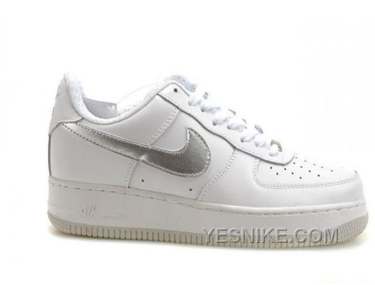 Big Discount ! 66% OFF! Soldes Parcourir Notre Selection De Femme Nike Air  Force 1 Low Chaussures Blanche/Argent Pas Cher