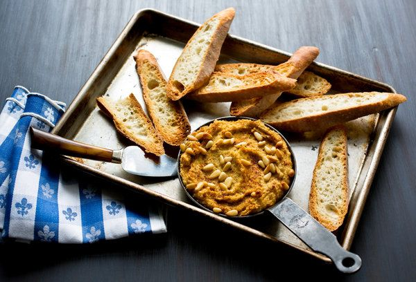 Warm Hummus — Recipes for Health - NYTimes.com