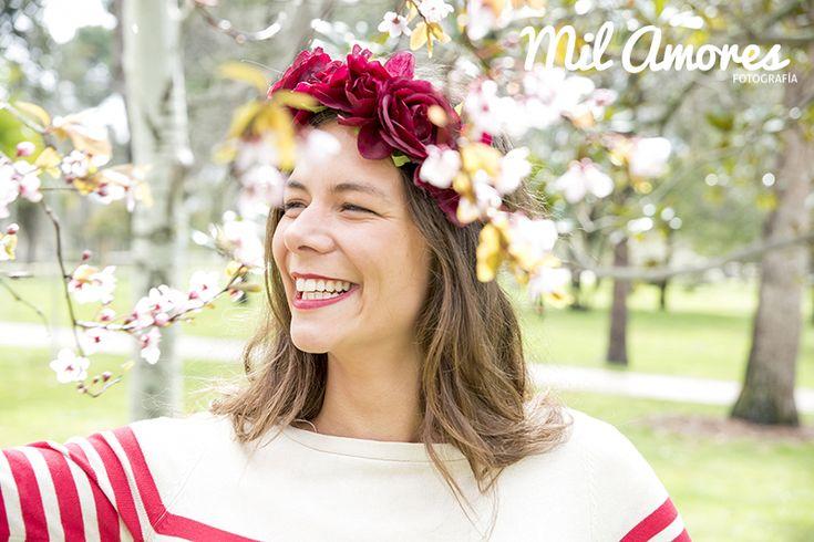 Bonito retrato de la novia en su despedida de soltera Madrid