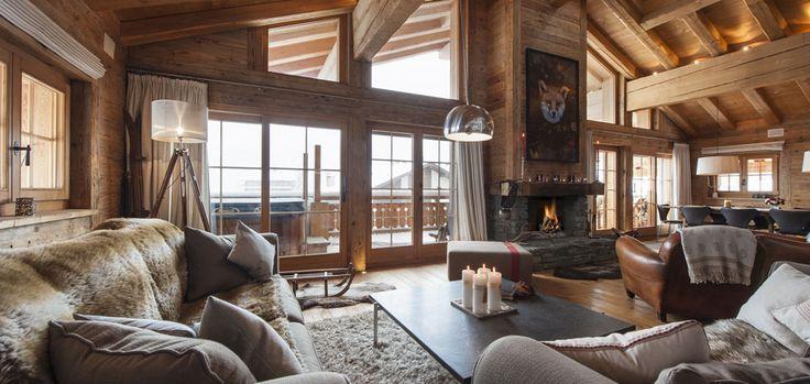 Luxury Ski chalet Chalet Treize Etoiles - Luxury Chalets Verbier - The Oxford…