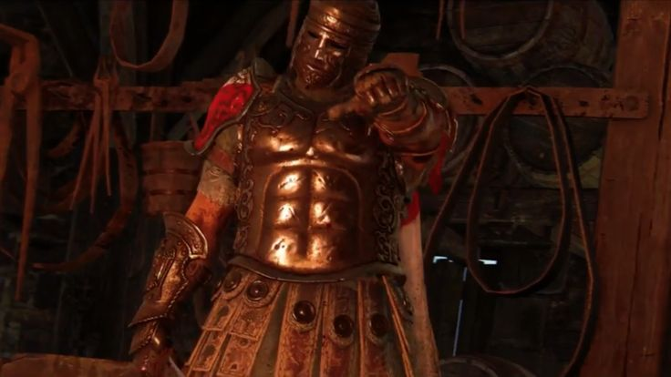 For Honor - The Centurion (Knight Gameplay) Trailer Get an early look at For Honor Season 2's Centurion of the Knight faction. May 04 2017 at 09:30PM https://www.youtube.com/user/ScottDogGaming