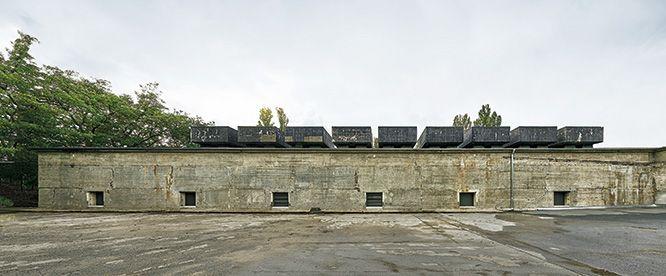 ジョン・ポーソンが戦争遺跡を美術館に|Berlin | カーサ ブルータス