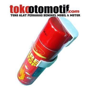 Kode : 64000000101 Nama : Fire Stop Merk : ZONE Tipe : tabung kaleng 500 ml Status : Siap Berat Kirim : 1 Kg
