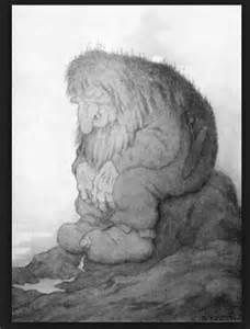 the troll wondering about his age - Kettilson