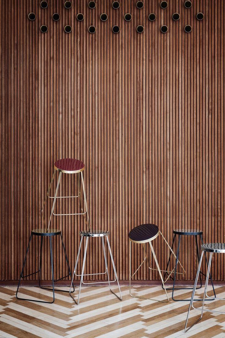 Broste Copenhagen - Hoge Kruk Metaal Tricia   Meubels   TrendYard